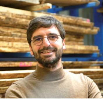 David Polleau, L'Atelier DP, Doué-la-Fontaine : créateur de mobilier bois haut de gamme