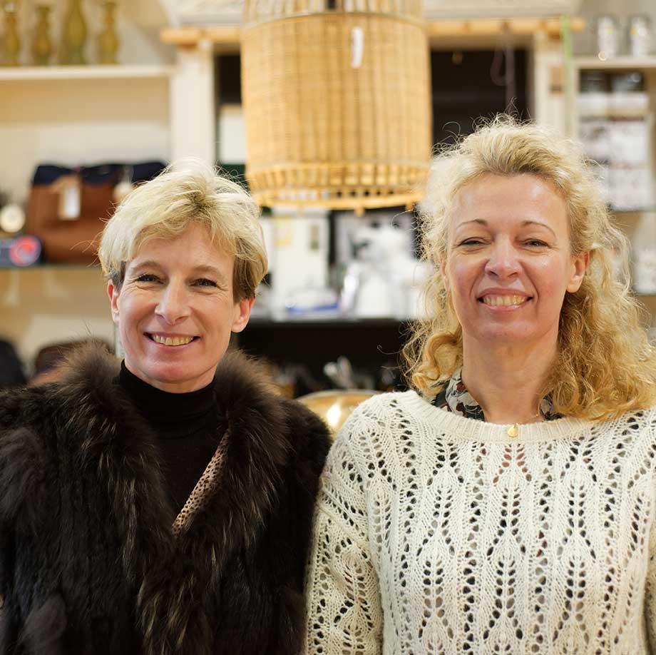 Claire Appeau et Estelle Cochin, Gaspard & Mademoiselle, Saumur : objets de décoration pour tous les goûts