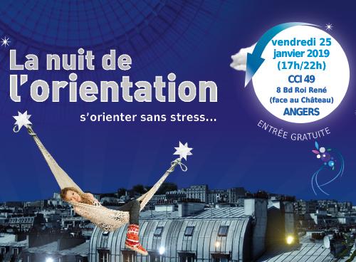 La Nuit de l'orientation 2019