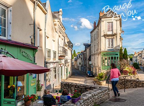 Rendez-vous en terre de commerces à Baugé en Anjou