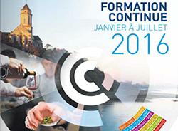 CCI Formation  Tourisme - Café - Hôtellerie - Restauration