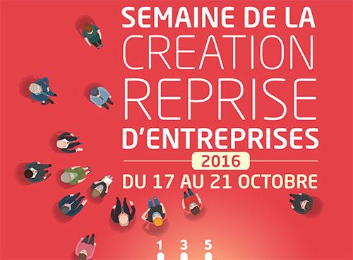 Semaine de la création d'entreprise Maine-et-Loire
