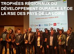 Trophées Régionaux du Développement Durable et de la RSE des Pays de la Loire
