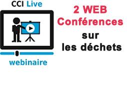 web conférence sur le traitement des déchets