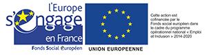 Programme financé par le Fonds Social Européen