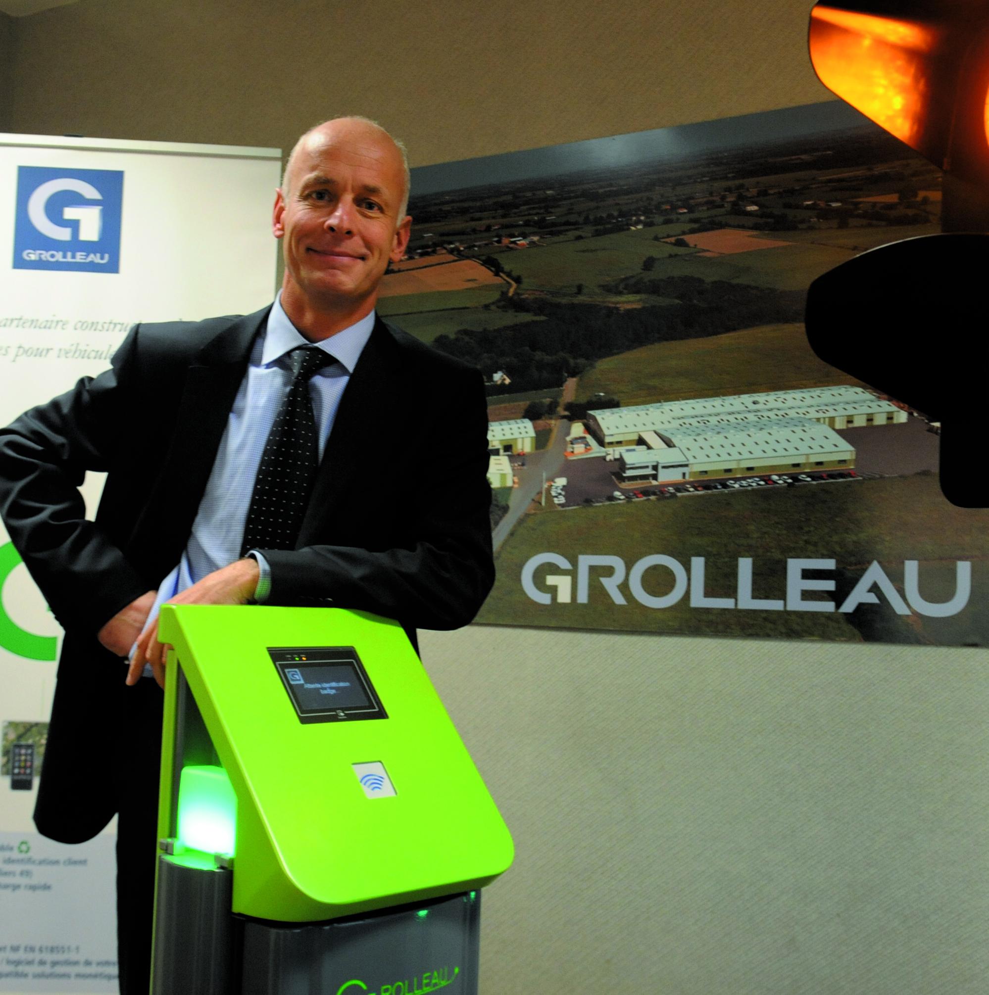 Portrait d'élu CCI : Laurent Marbach