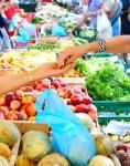 Création d'un marché de plein air