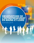 Observatoire 2014 de l'entrepreneuriat en Maine-et-Loire