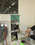 Installation et mise en service de systèmes réversibles