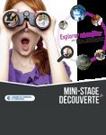 Mini-stage découverte métier