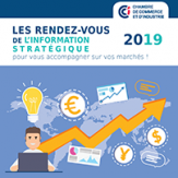 Les Rendez-vous 2019 de l'information stratégique