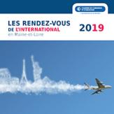 Les Rendez-vous 2019 de l'international