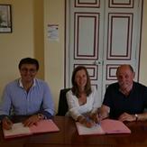 Convention de partenariat UDCM – CCI de Maine-et-Loire
