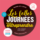 Les Folles Journées pour entreprendre 2018 sur Cholet et les Mauges