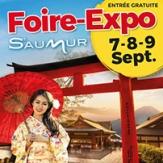 « La Grande Aventure d'Entreprendre » à la Foire de Saumur du 7 au 9 septembre 2018.