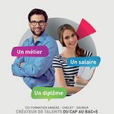 Journée PORTES OUVERTES au CFA de la CCI de Maine-et- Loire