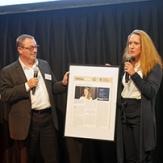 Entreprise AD Confection, lauréate du Prix Anjou Eco