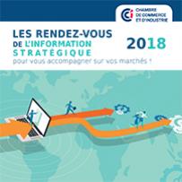Les Rendez-vous 2018 de l'Information stratégique
