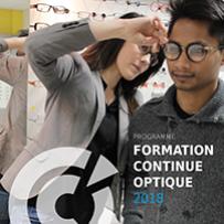 Formation continue optique