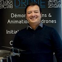 CYRILLE VERDIER, ETHERNIS DRONE, LOIRE AUTHION