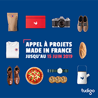 Tudigo : Appel à projets Made in France