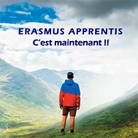 ERASMUS des Apprentis... c'est maintenant !