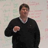 Trois questions à… Sylvain CHEVE, conseiller en création, reprise et transmission d'entreprise à la chambre de commerce et d'industrie du Maine-et-Loire.