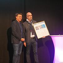Le Prix Anjou Eco pour l'entrepreneur de l'année