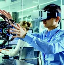 Industrie du futur ou l'usine extraordinaire de demain